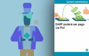 Darf Poderá Ser Pago Via Pix Organização Contábil Lawini - Contabilidade em Brasília - DF | C & V Contadores Associados