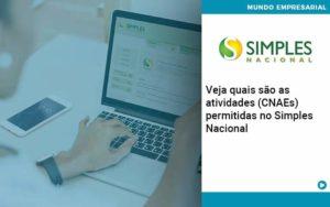 Veja Quais São As Atividades Cnaes Permitidas No Simples Nacional Organização Contábil Lawini - Contabilidade em Brasília - DF | C & V Contadores Associados